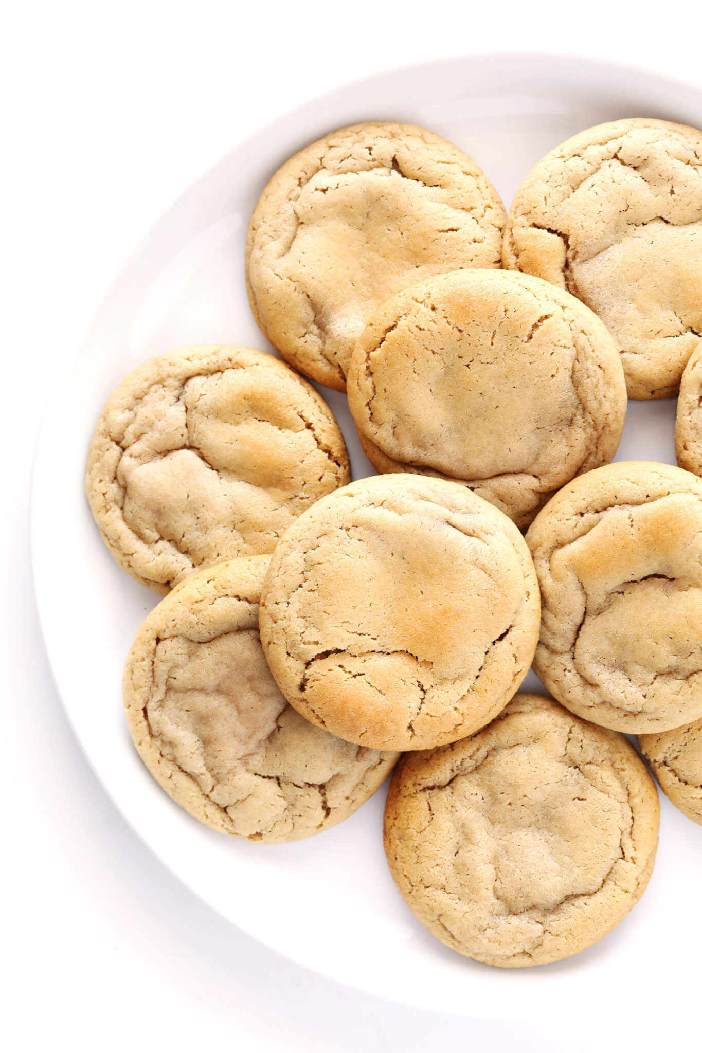 """These soft and chewy Chocolate """"Chip-Less"""" Cookies are everything you love about traditional CCCs...just without the chocolate chips! So delicious, especially when sprinkled with flaked sea salt. 
