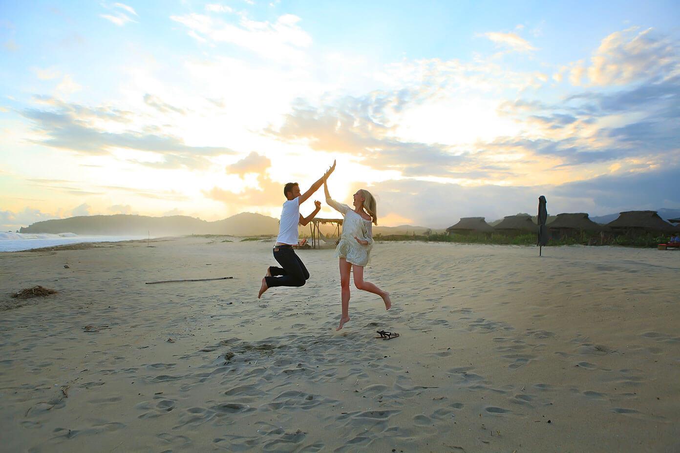 Barclay and Ali Martin Honeymoon Mexico