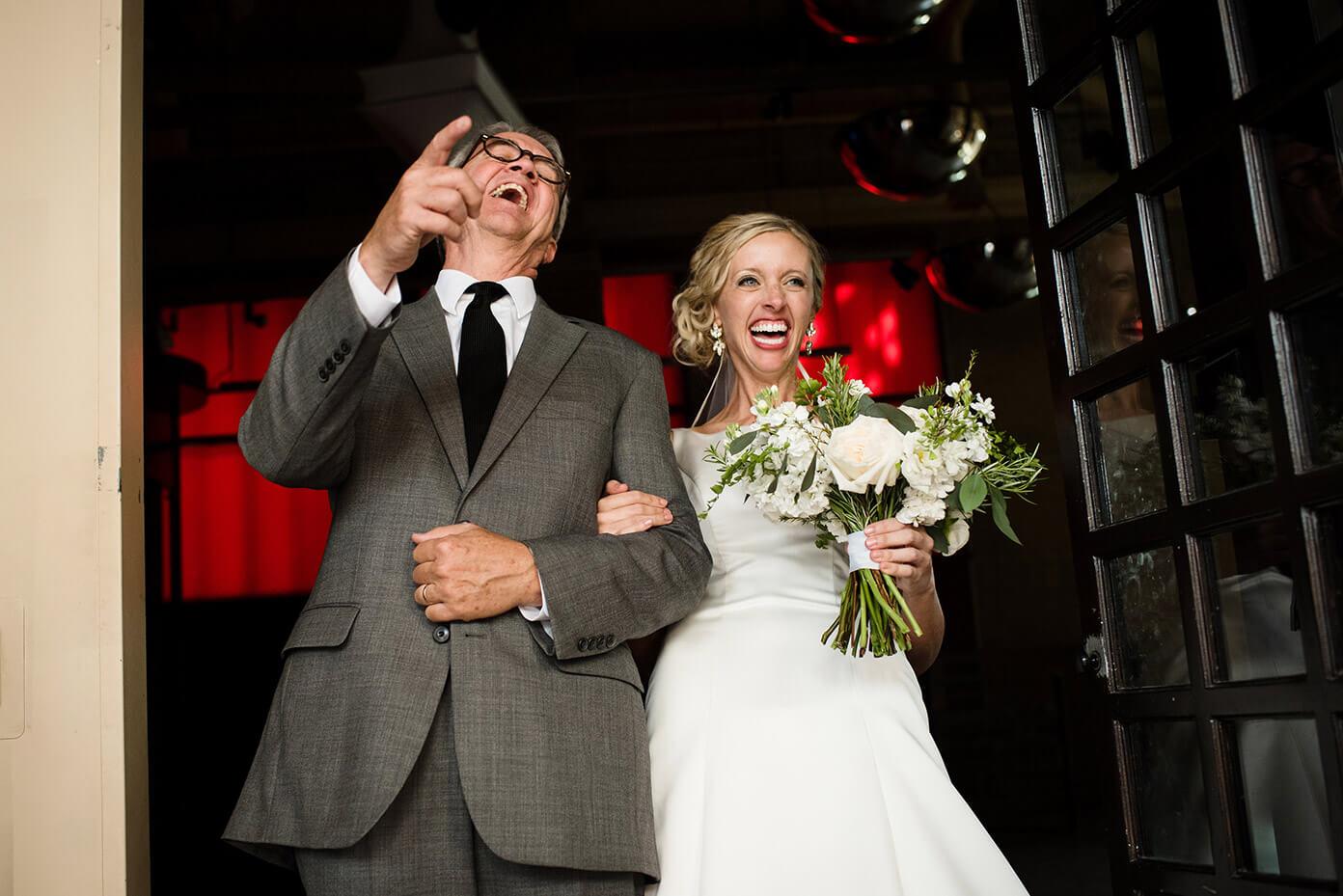 Our Wedding Ceremony | gimmesomeoven.com