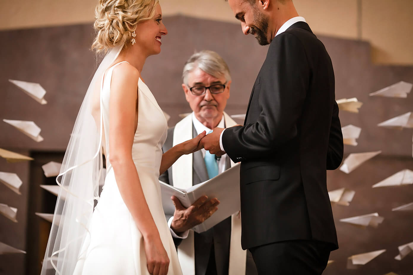Barclay and Ali Martin Wedding
