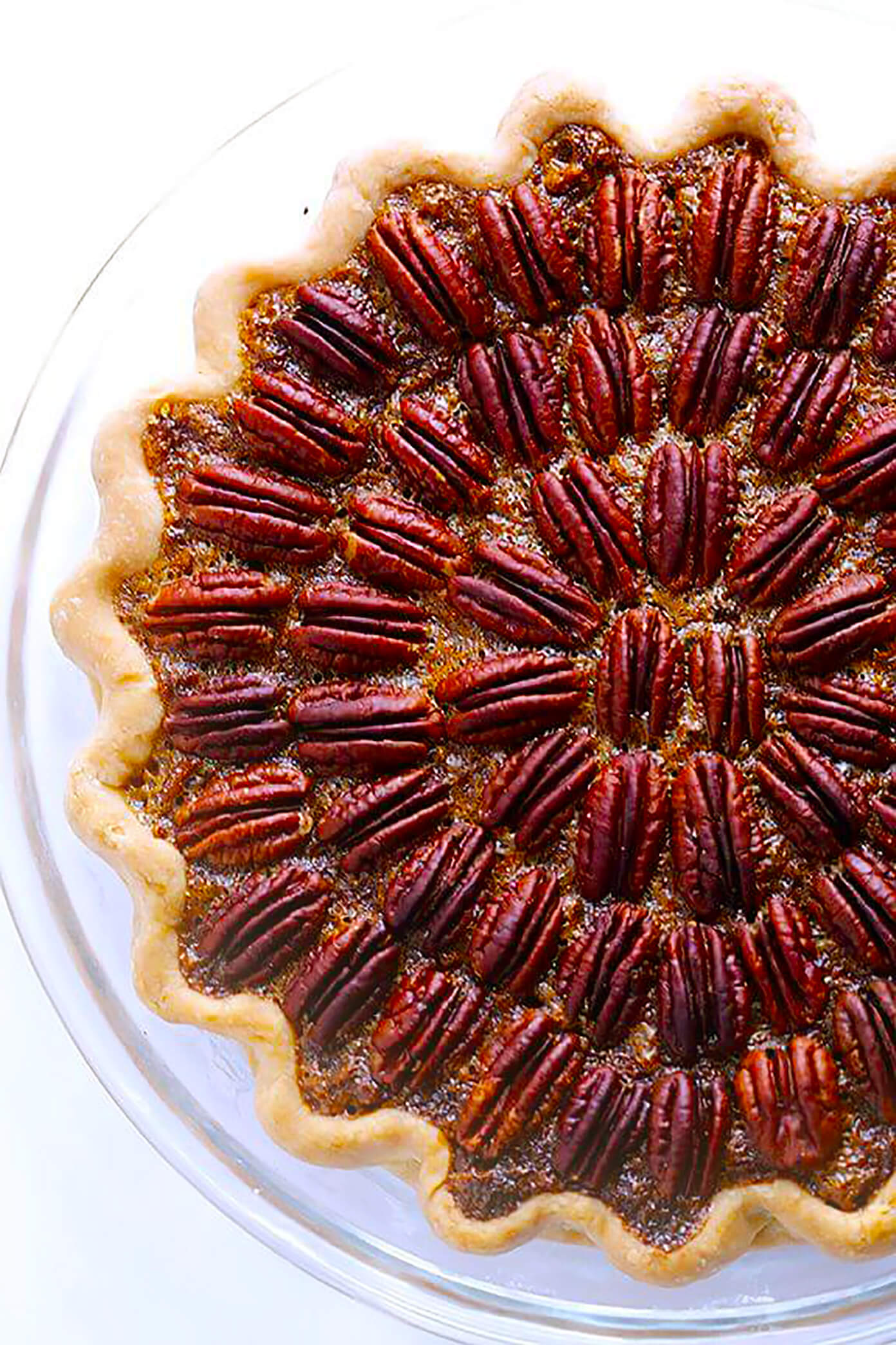 My grandma's classic Pecan Pie recipe will forever be one of my favorite Thanksgiving desserts.