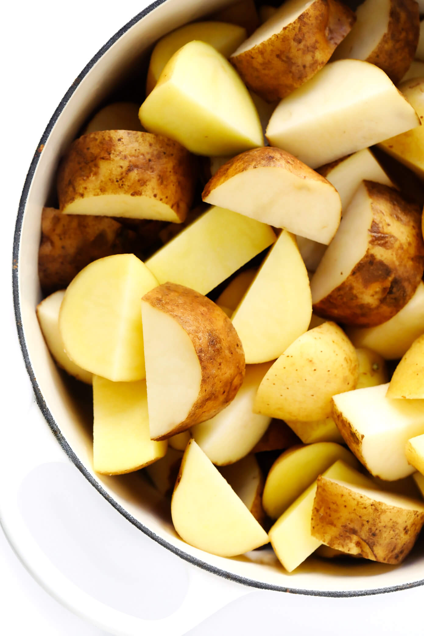 Best potatoes for mashed potatoes
