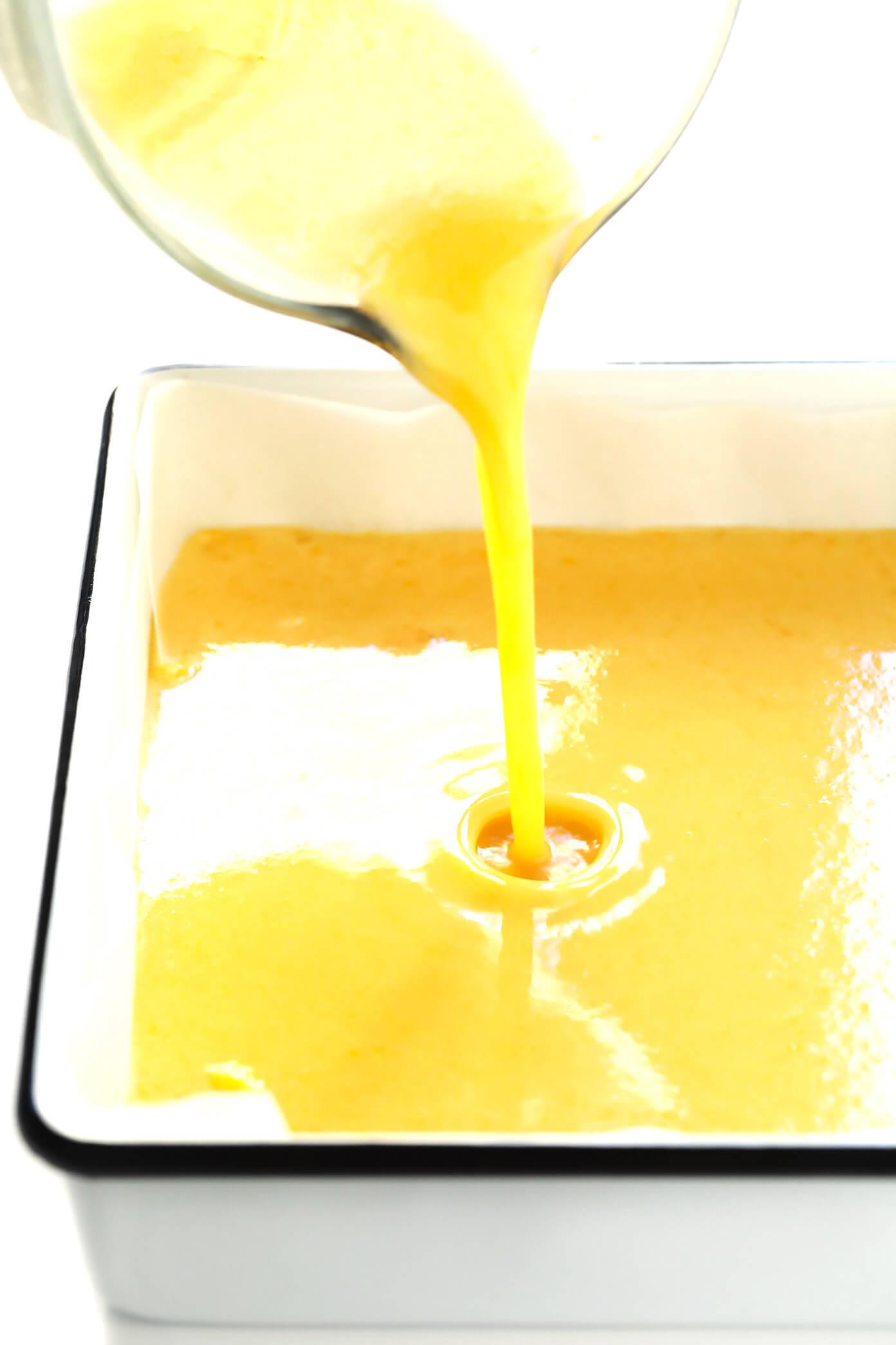 Easy Lemon Bars Ingredients