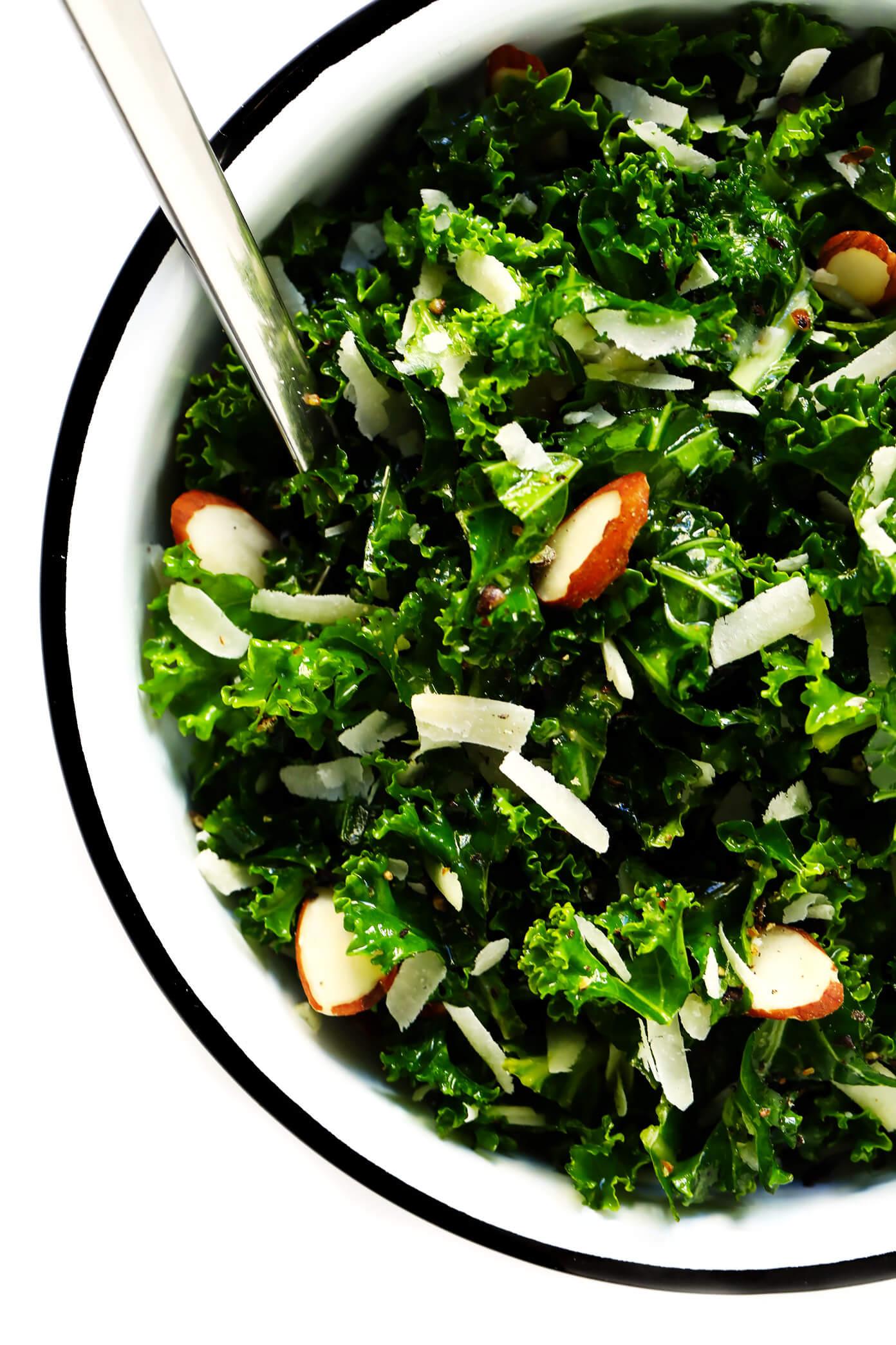 Everyday Kale Salad Recipe