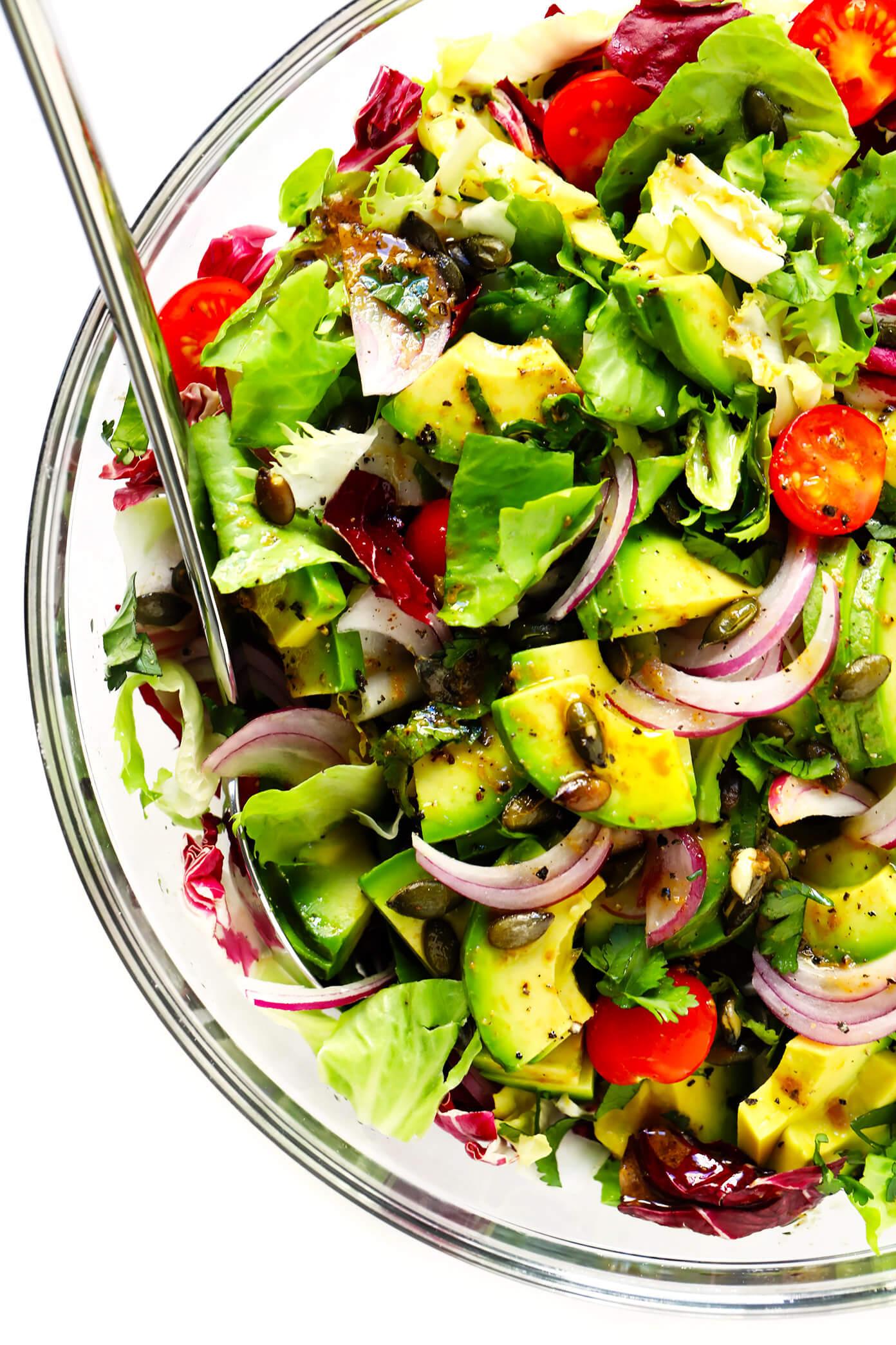 Easy Mexican Salad