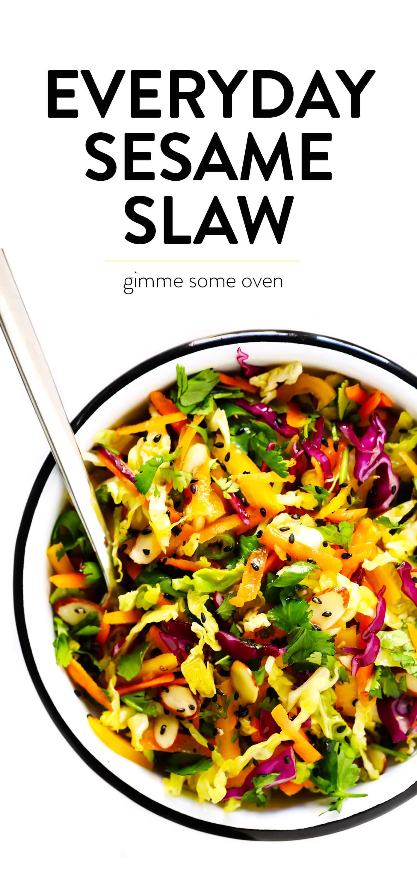 Everyday Asian Salad