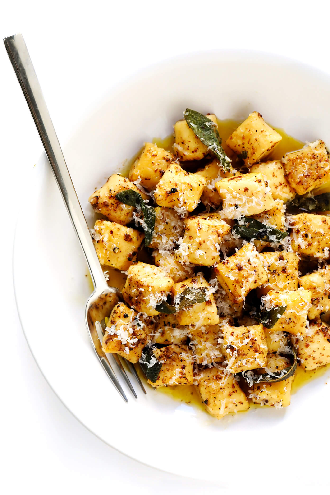 Gnocchi with Brown Butter Sauce