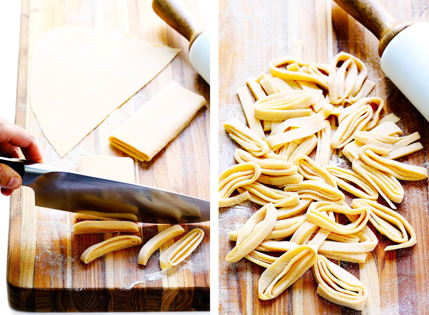How To Roll Pasta By Hand