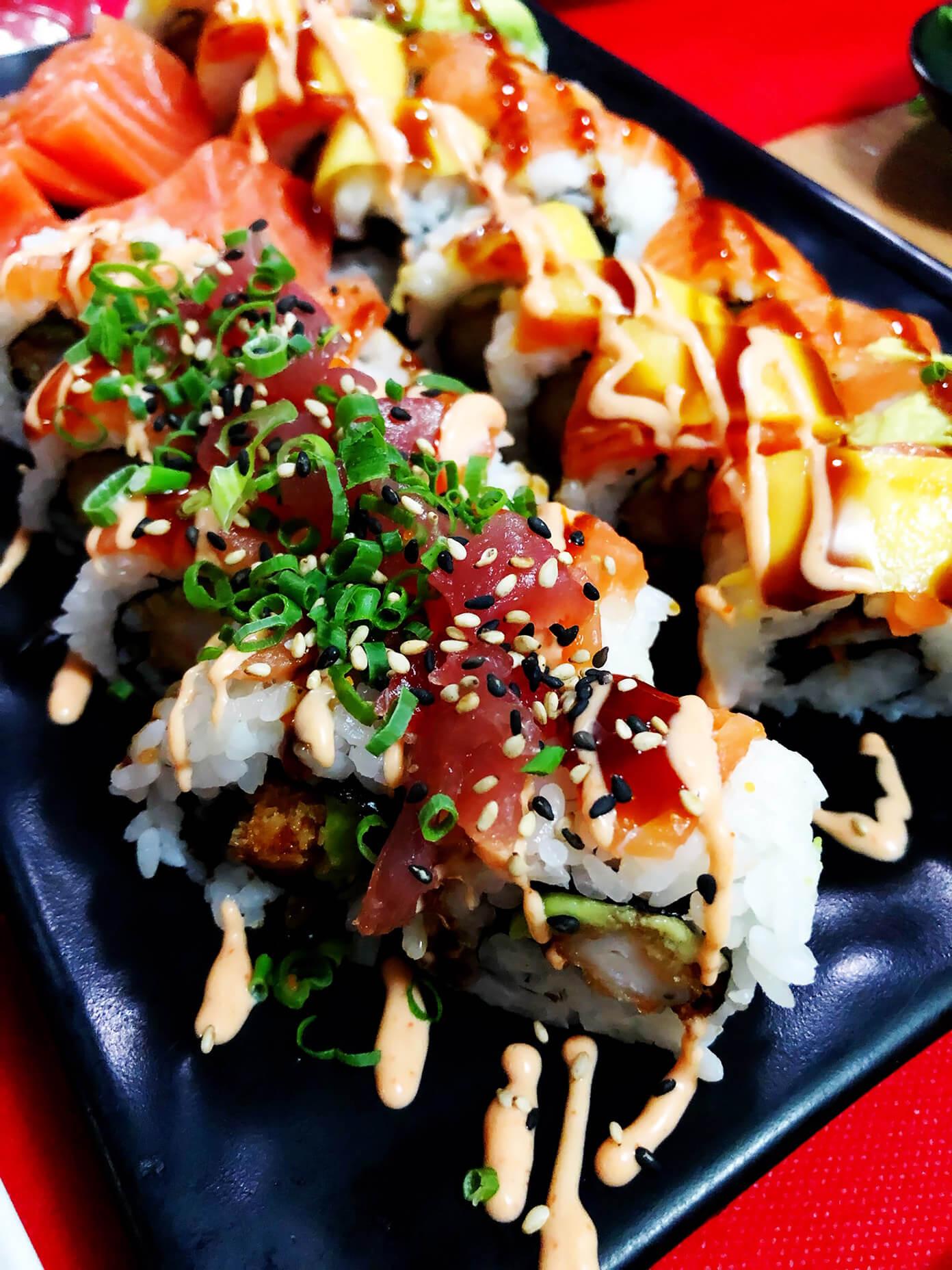 Sushi barcelona