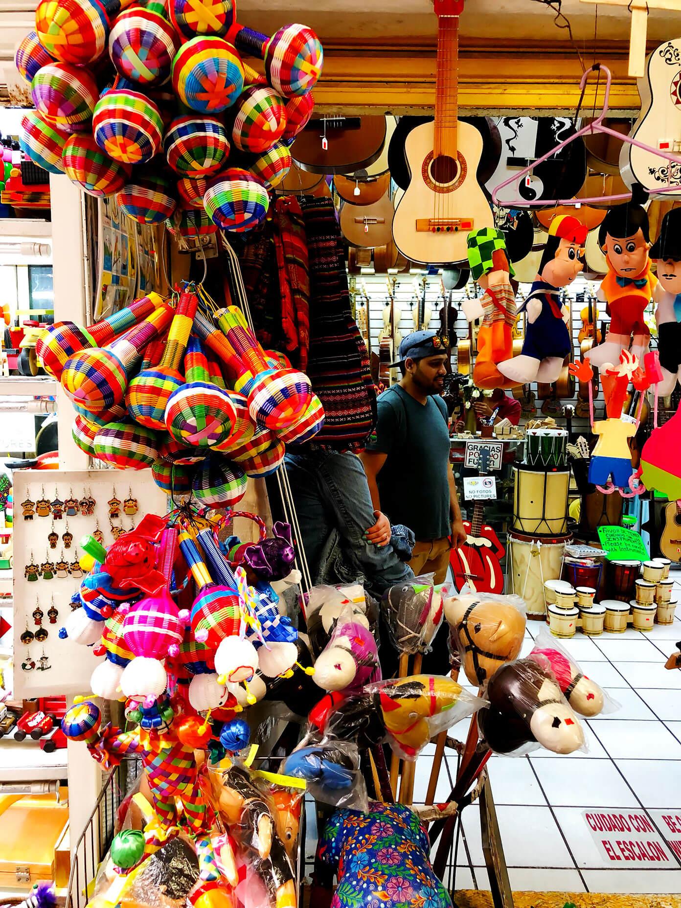 La Ciutadela Market