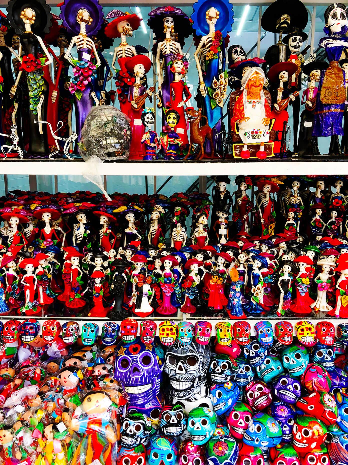Mexico City Souvenirs