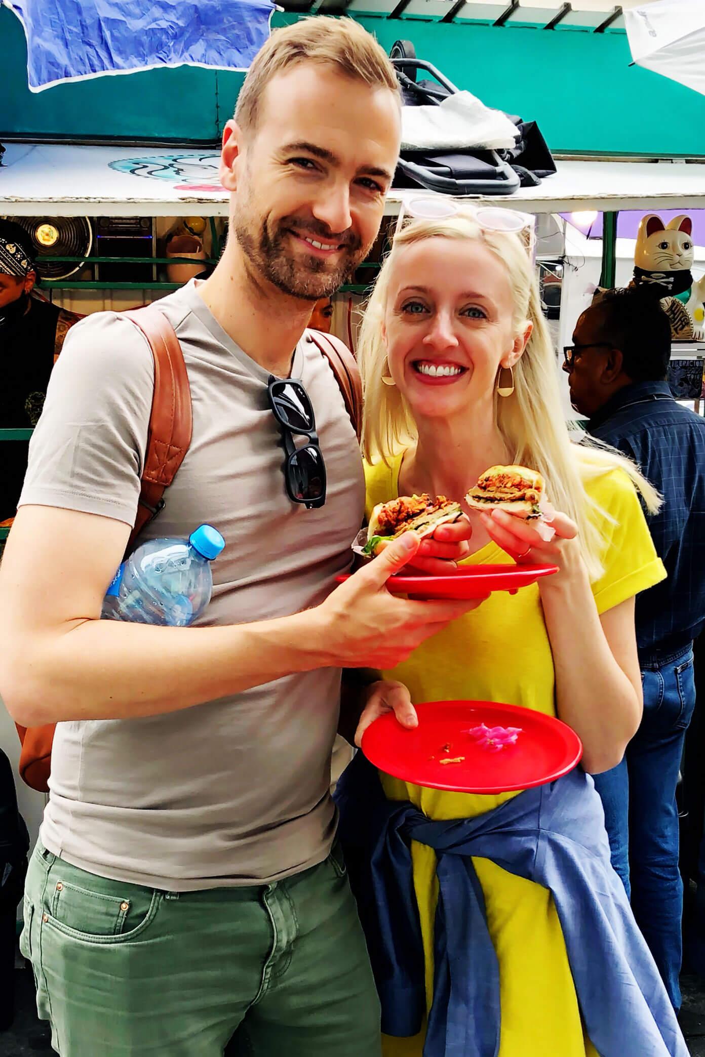 Vegan Food in Mexico City | Barclay and Ali Martin | Ali's Guide To CDMX
