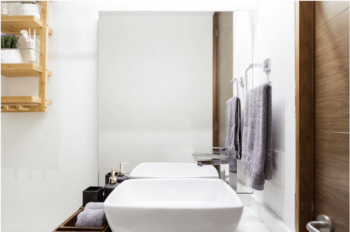 Mexico City Condesa AirBnB Bathroom