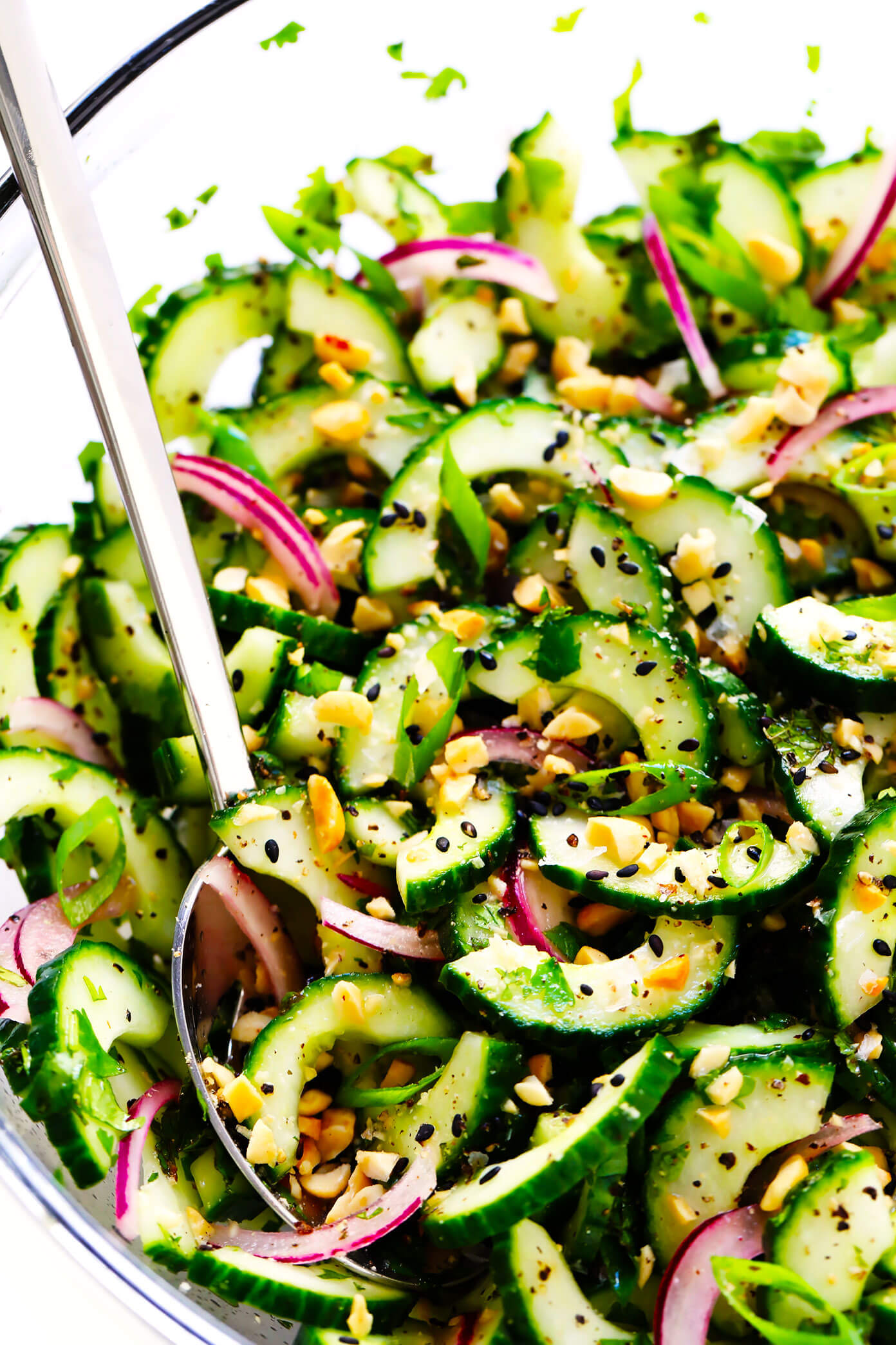How To Make Thai Cucumber Salad