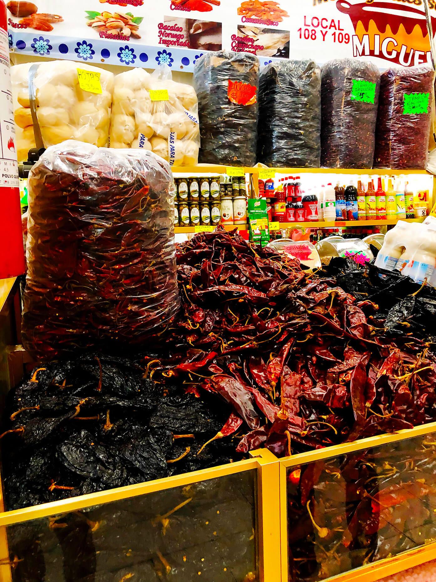 Mexico City Chiles