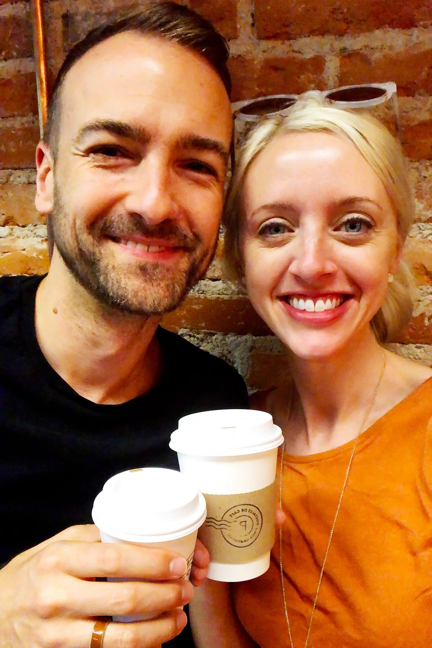 Postales de Cafe in Mexico City | Barclay and Ali Martin