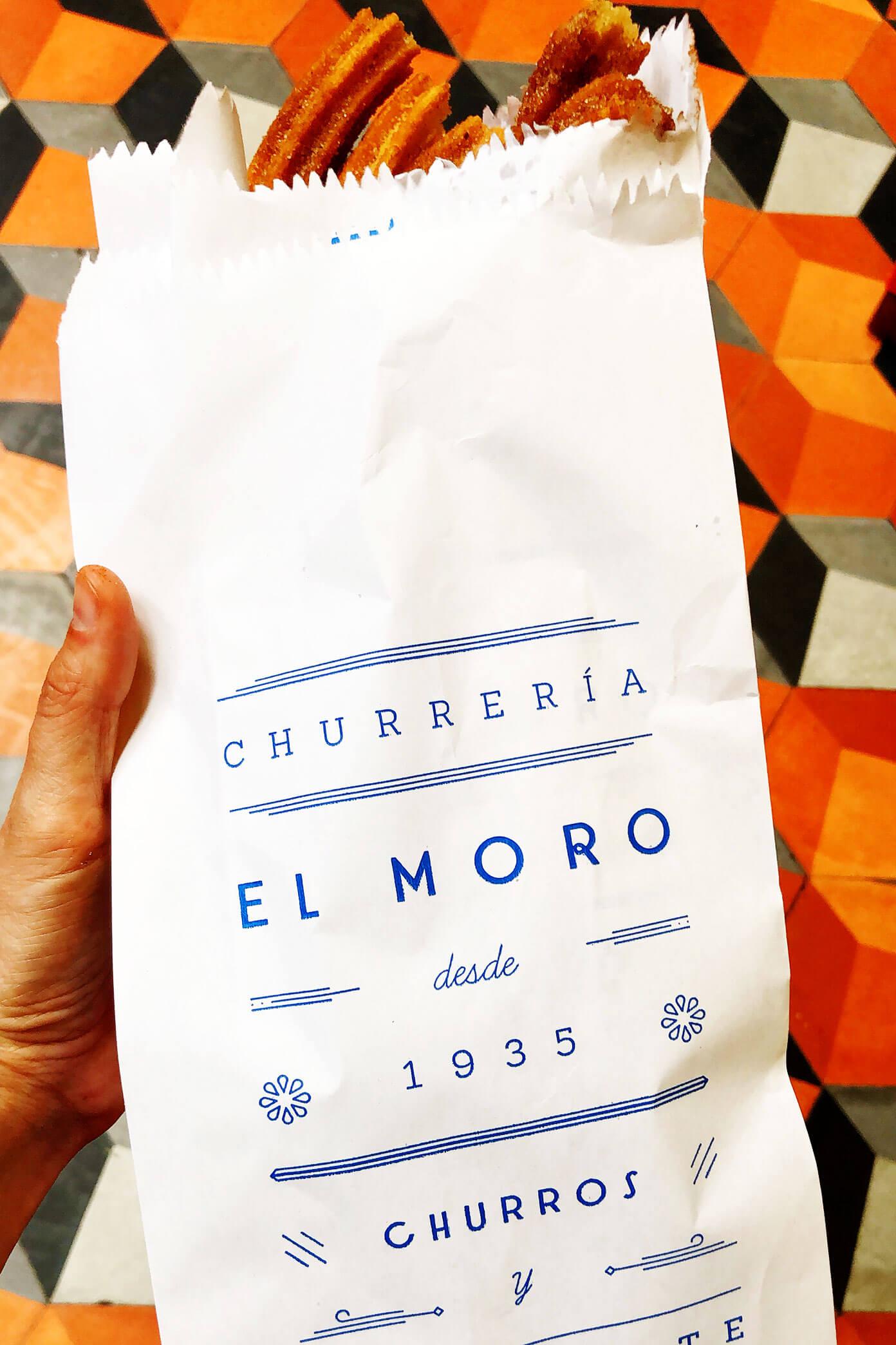 El Moro Churros | Ali's Guide To Mexico City