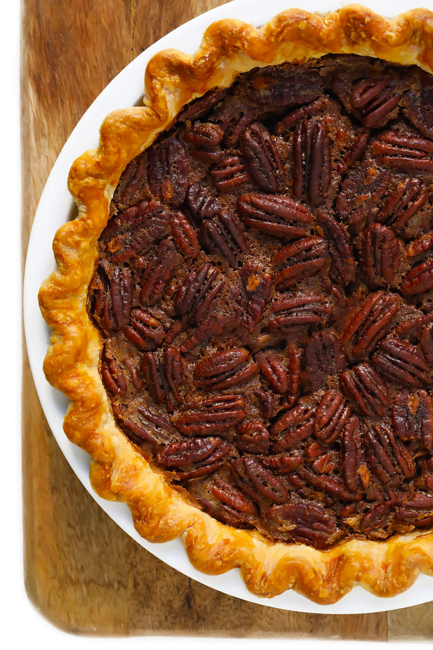 How To Make Pecan Pie Without Corn Syrup