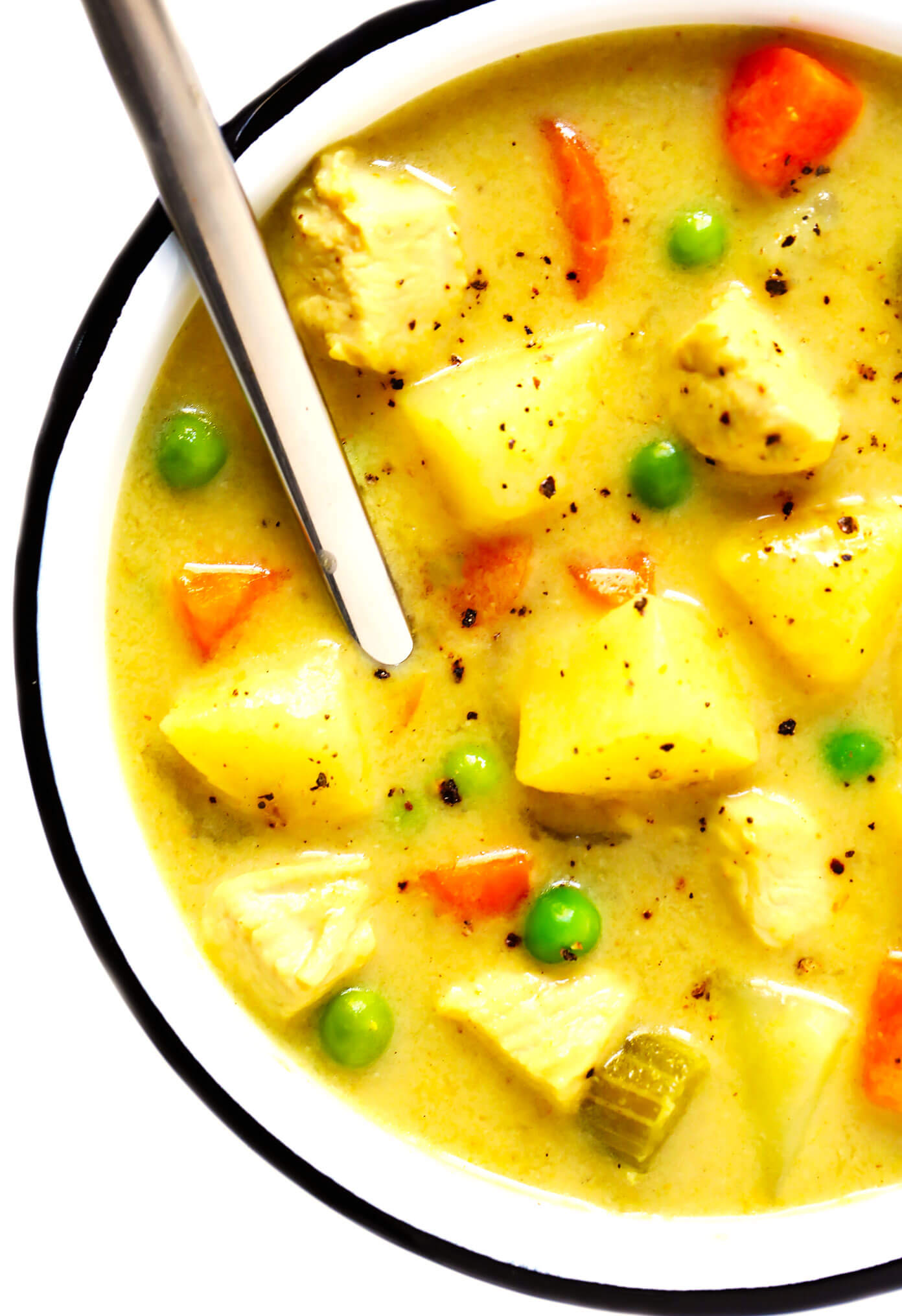 Chicken Coconut Curry Soup Recipe