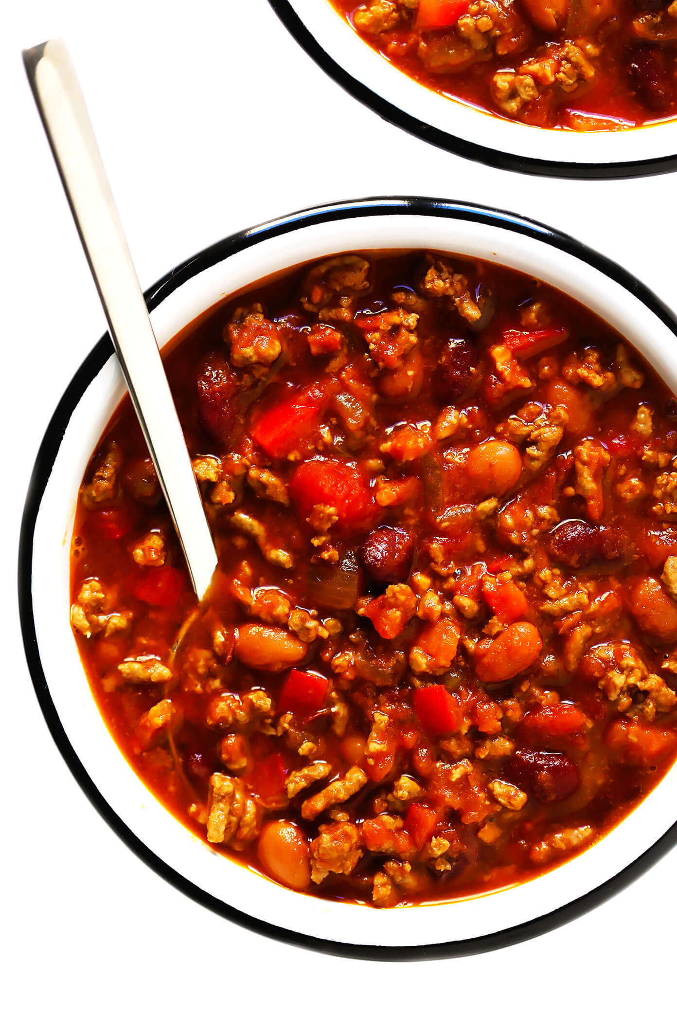 Chili Recipe with Beans and Beef