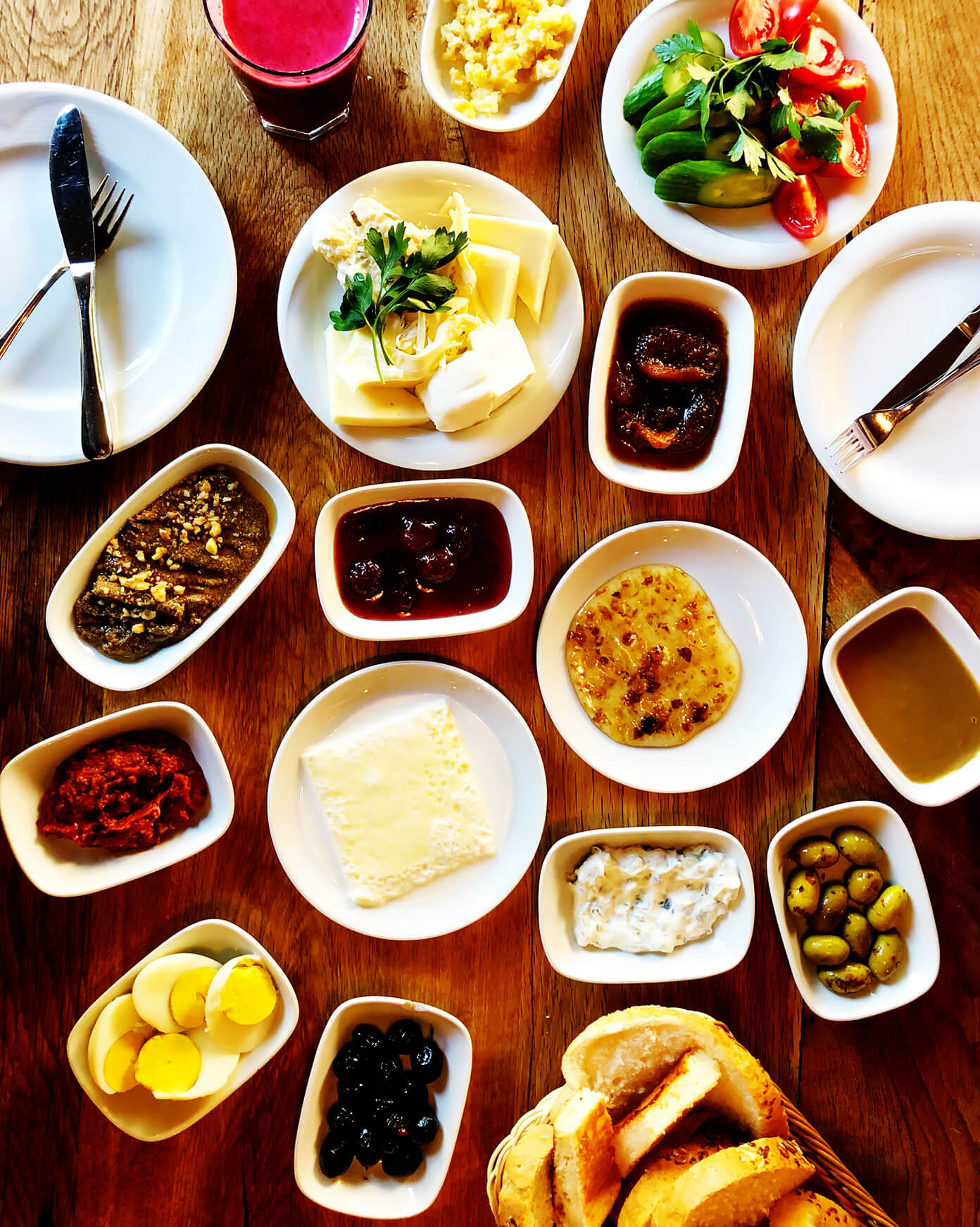 Turkish Breakfast Istanbul