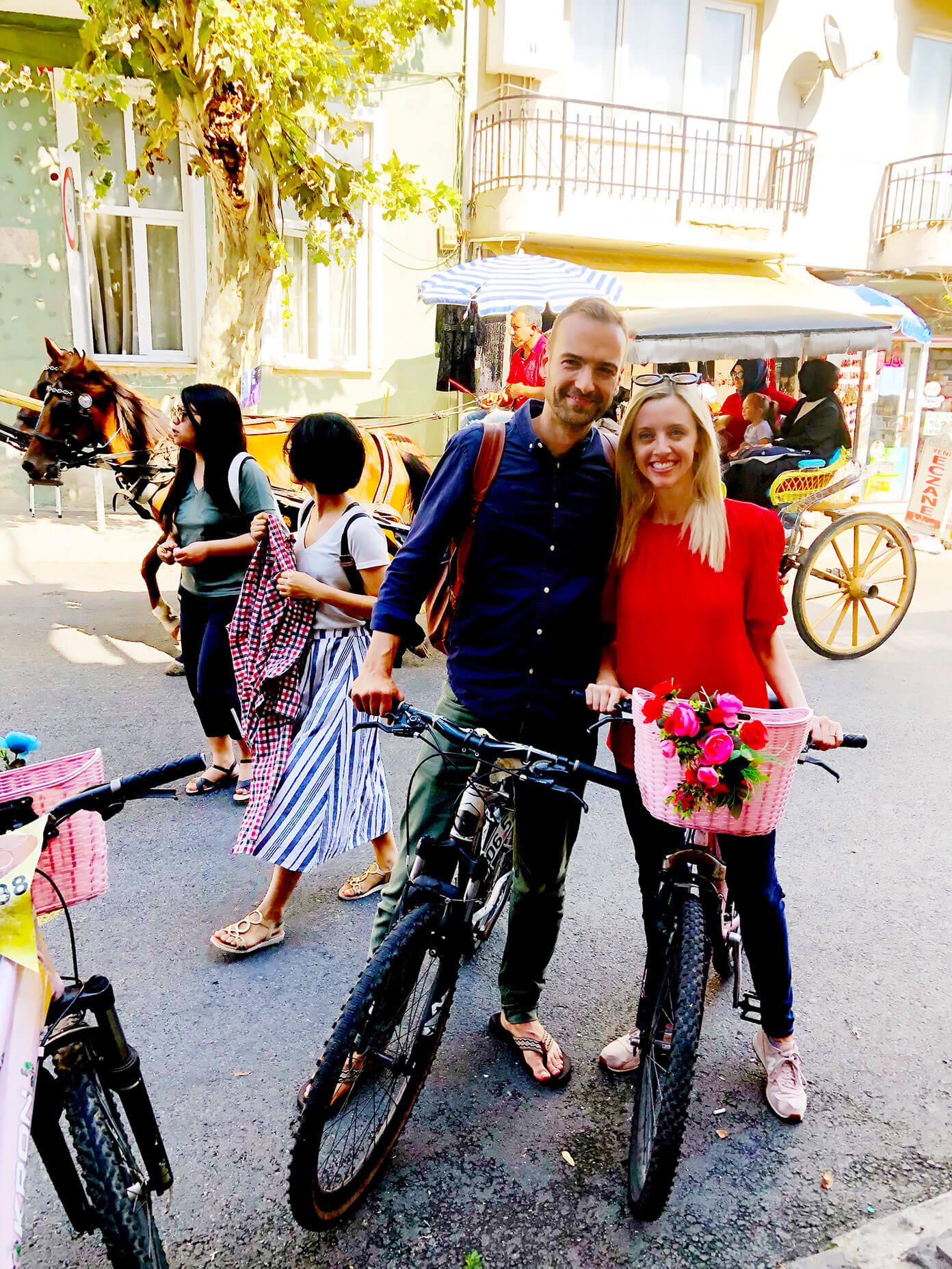 Bike Rental in Büyükada Istanbul